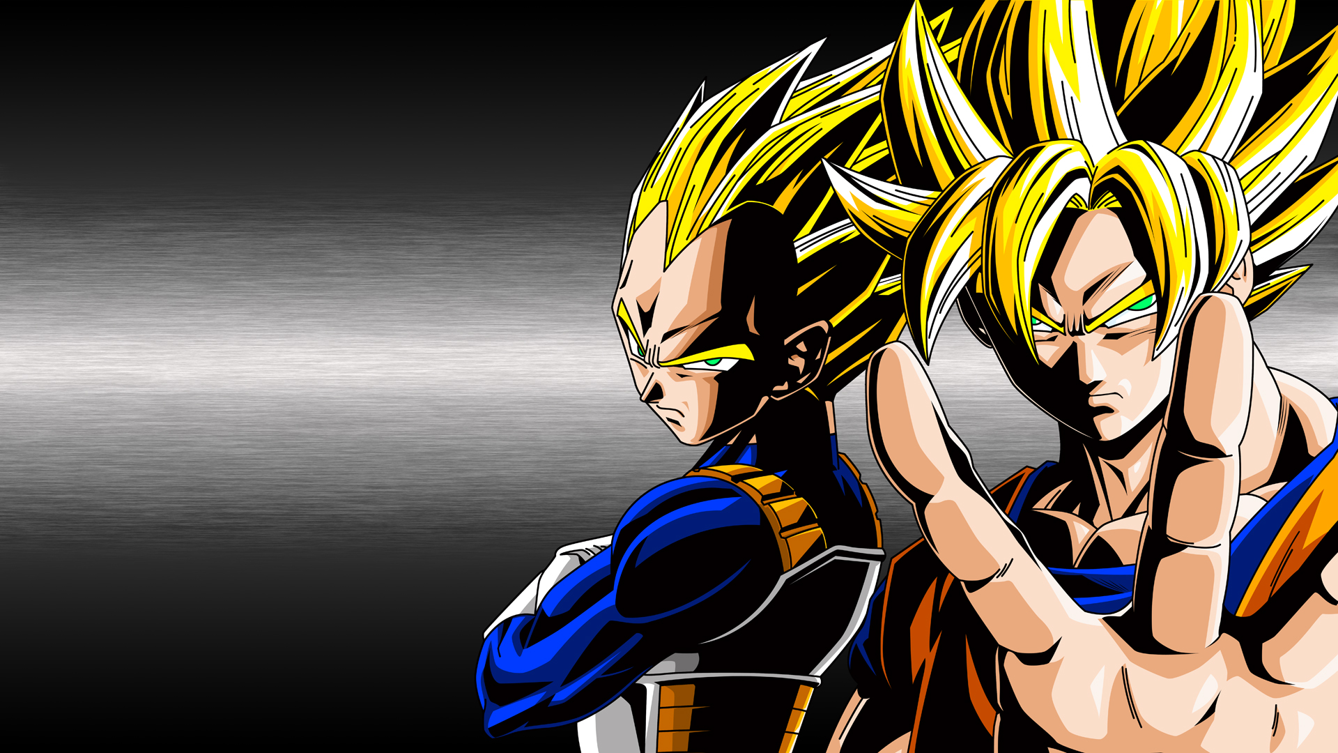 Super Saiyan Wallpaper