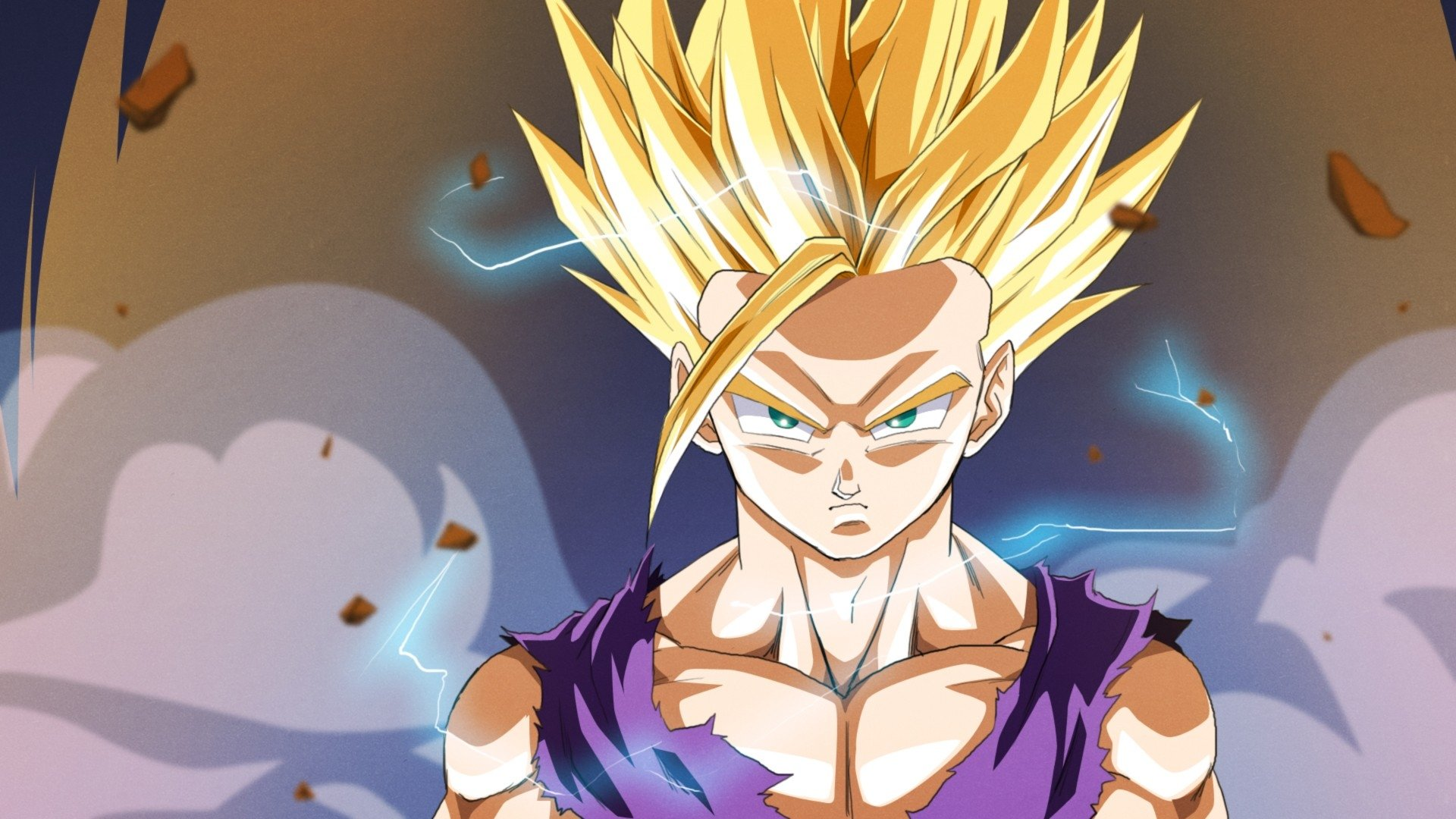 Super Saiyan Wallpaper HD