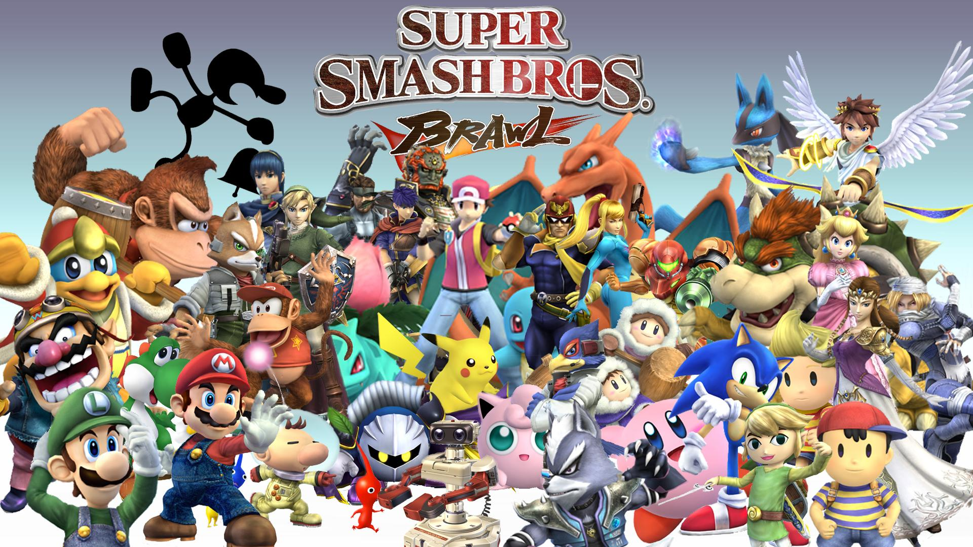 Super Smash Bros Brawl Wallpaper HD