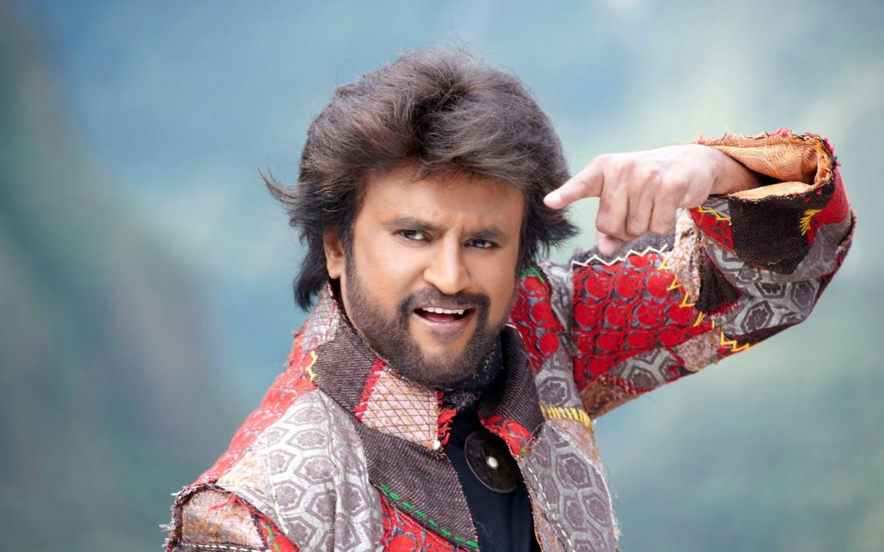 Super Star Rajini Wallpaper