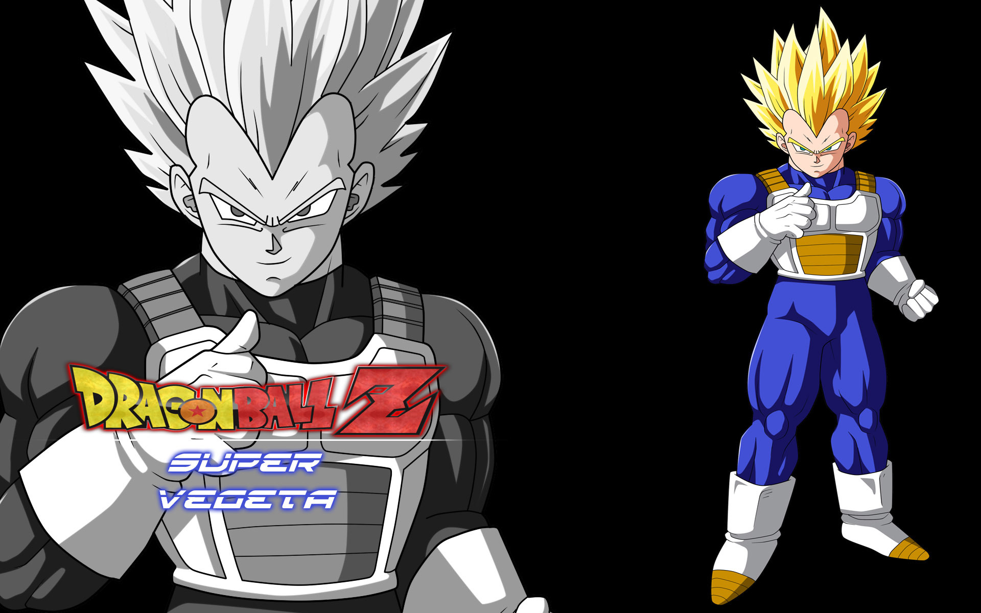 Download Super Vegeta Wallpaper Gallery