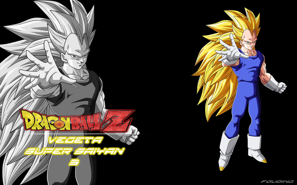 Super Vegeta Wallpaper