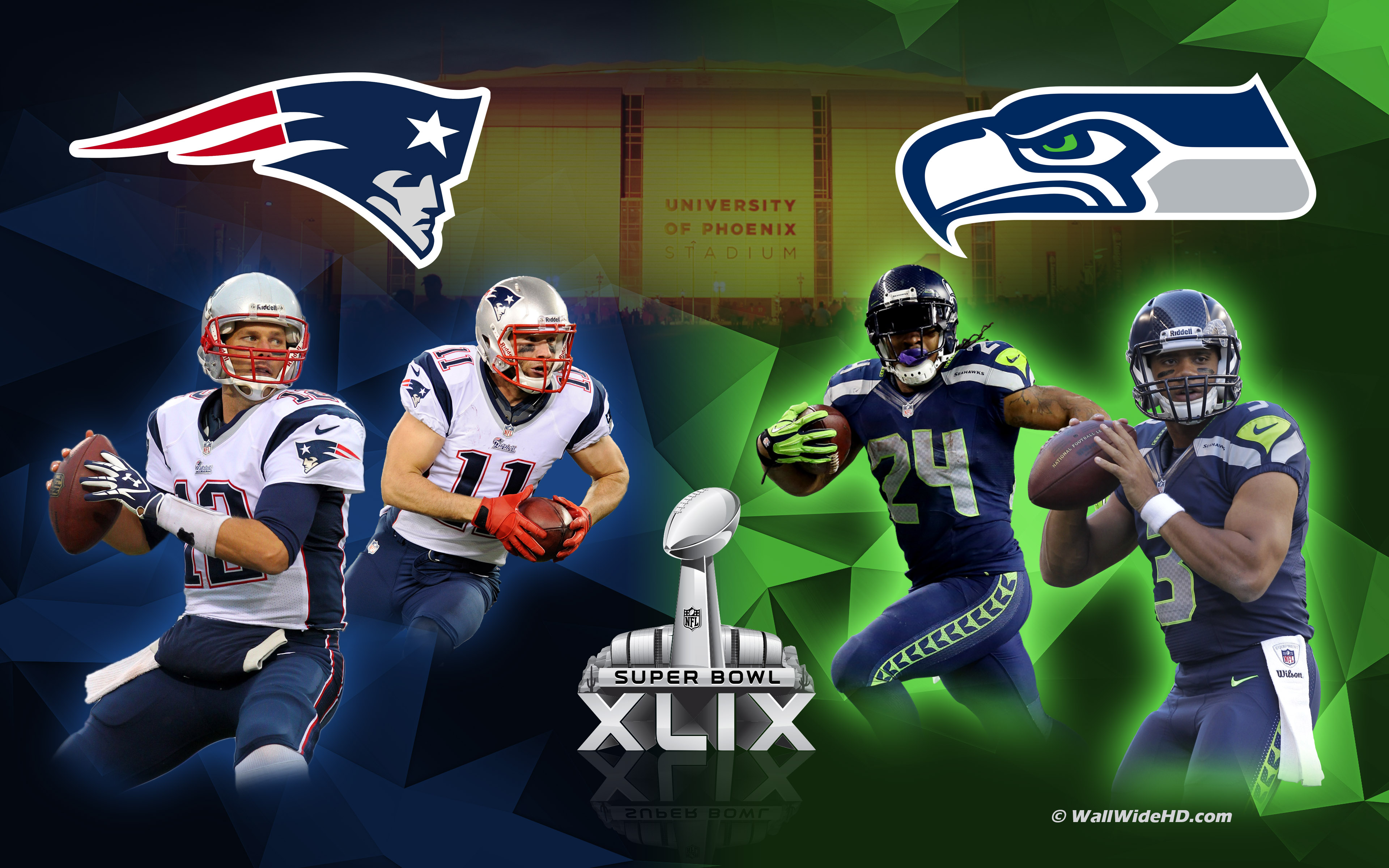 Superbowl Wallpaper