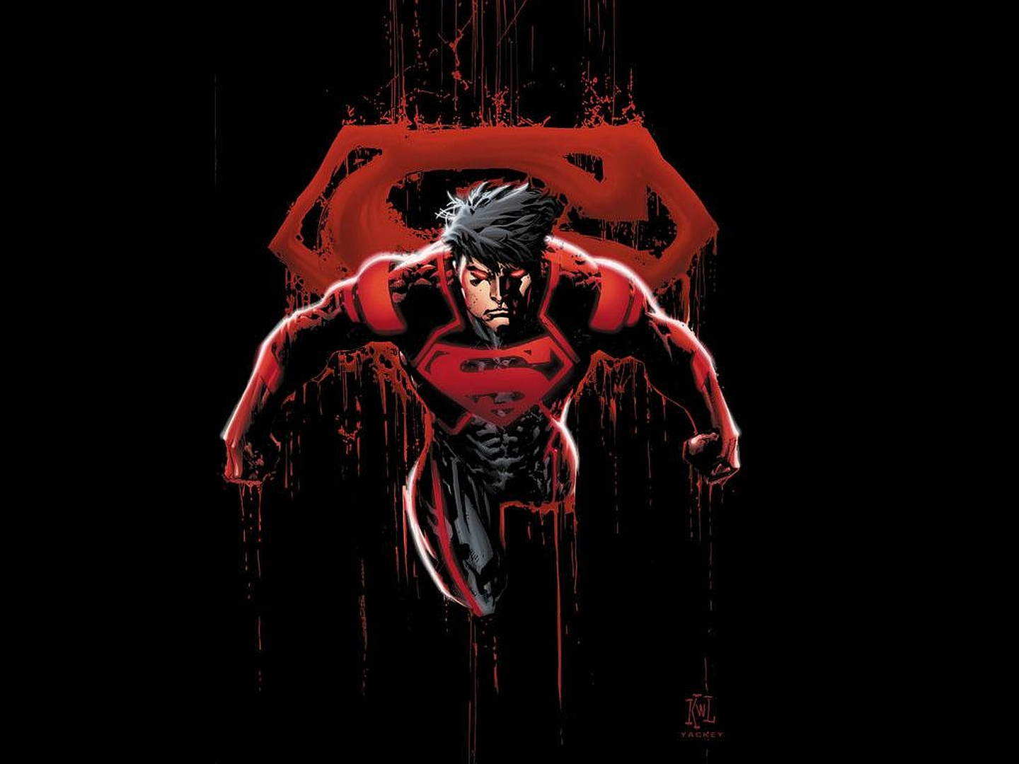 Superboy Wallpaper