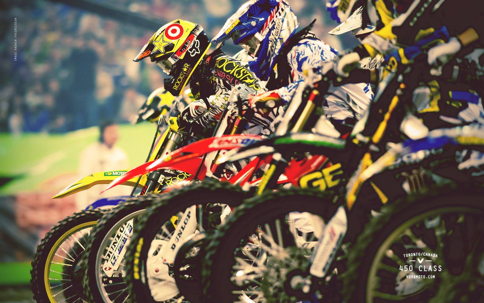 Supercross Wallpaper