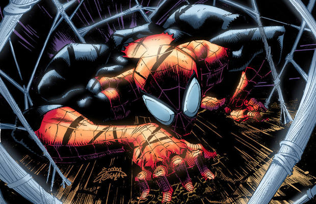 Superior Spider Man Wallpaper