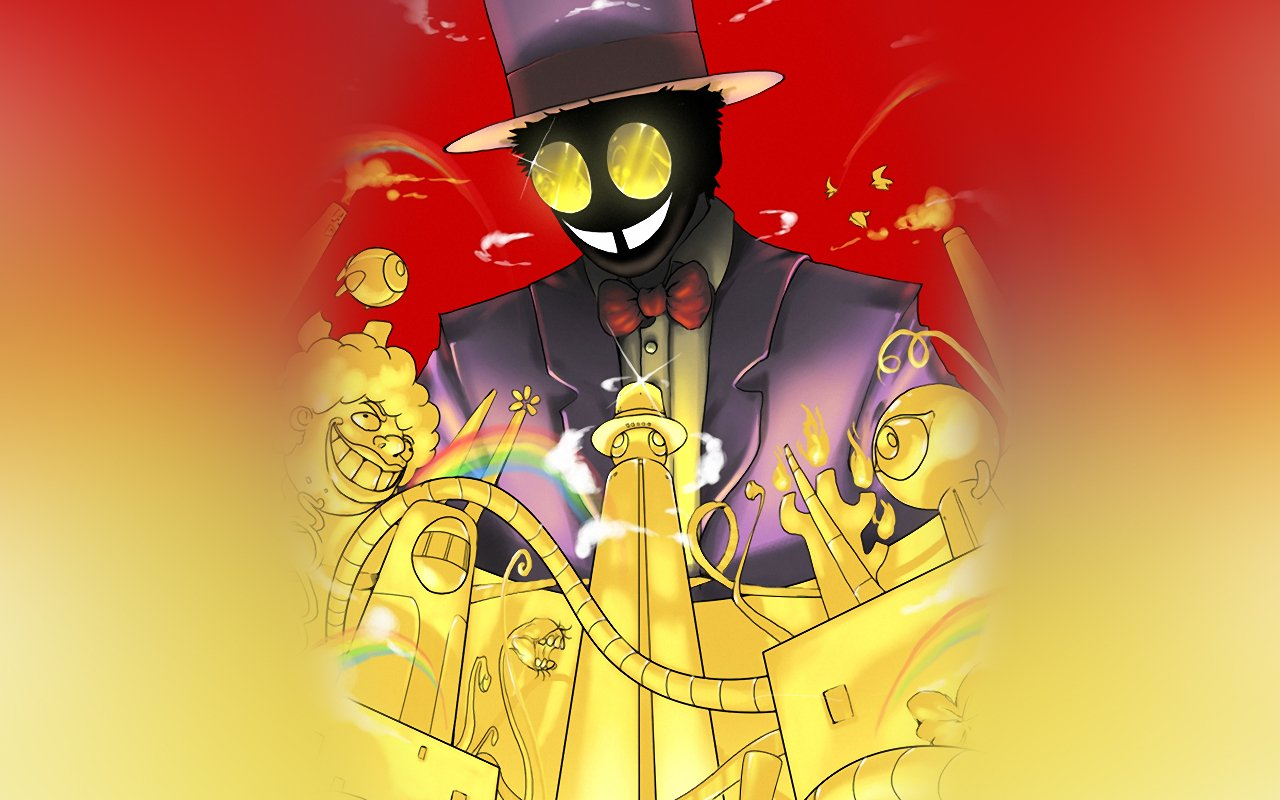 Superjail Wallpaper
