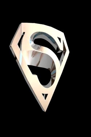 Superman Logo Live Wallpaper