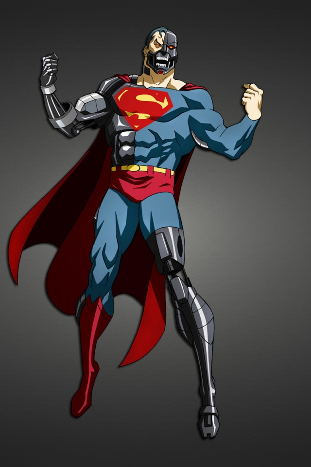 Superman Wallpaper For Iphone 4s