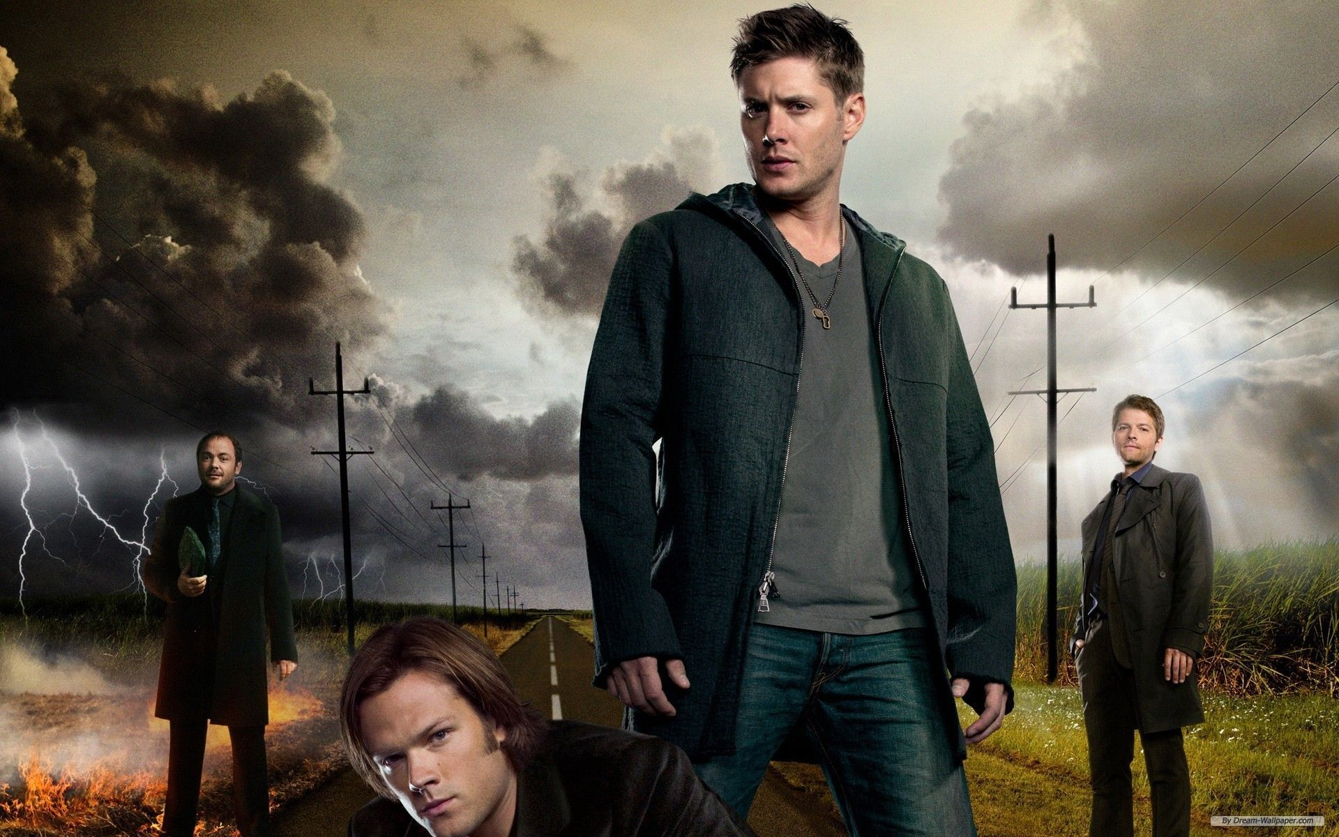 Supernatural Season 8 Wallpaper