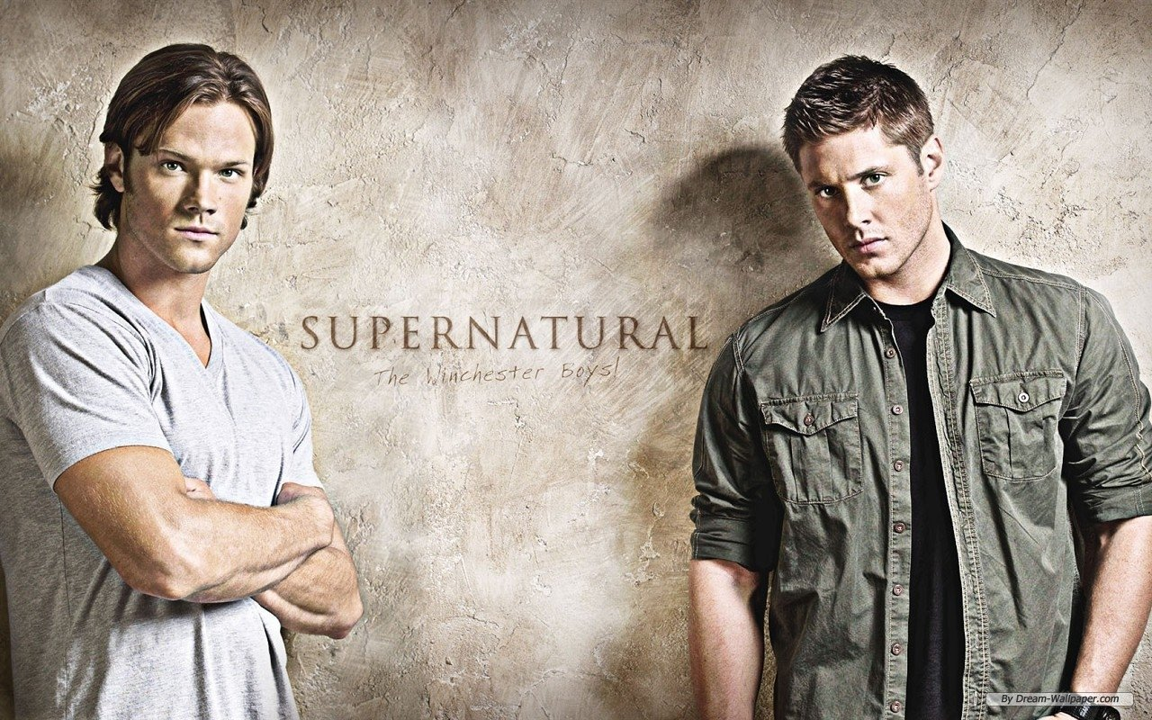 Supernatural Tv Show Wallpaper