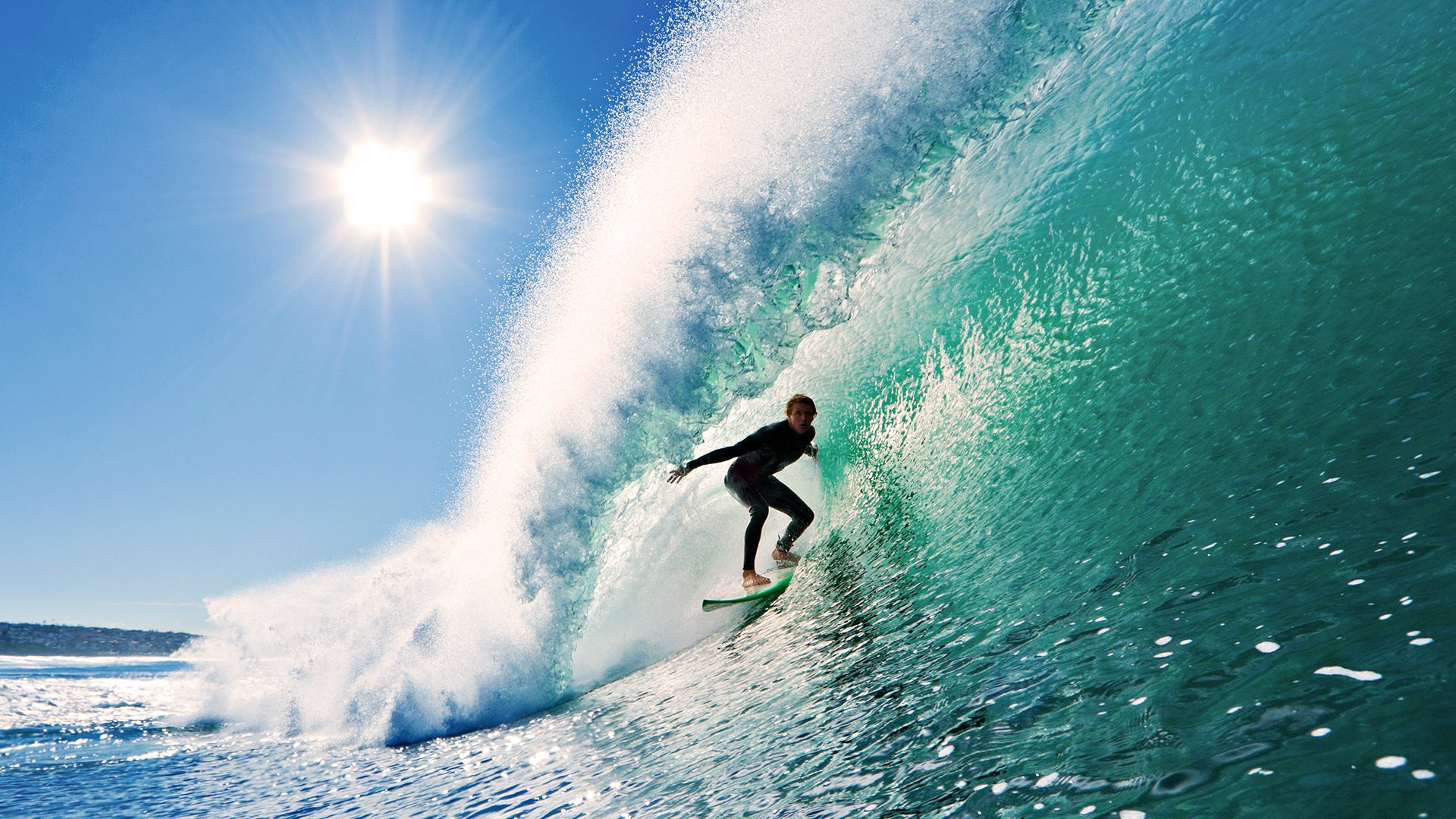 Surf HD Wallpaper