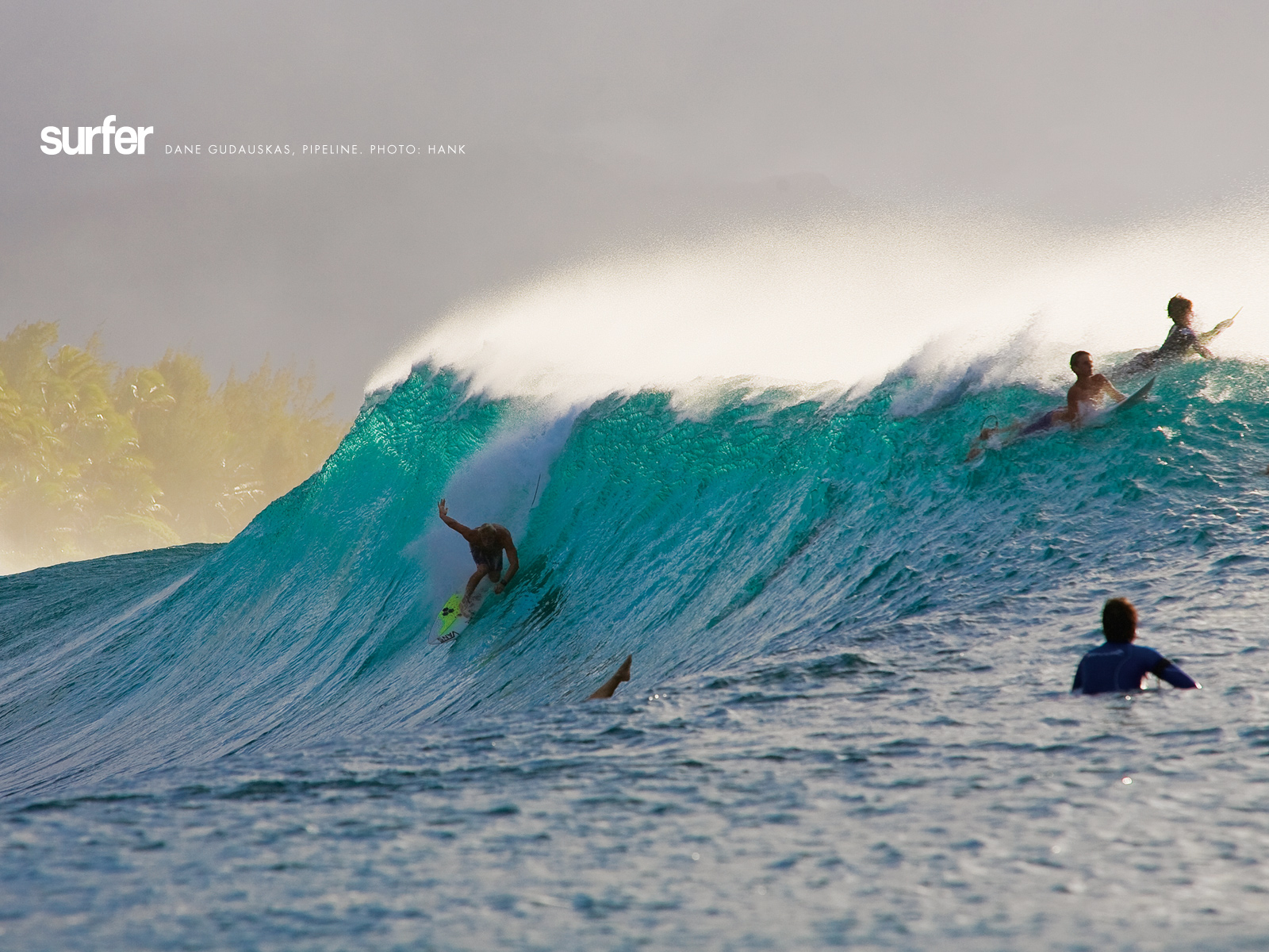 Download Surfing Magazine Wallpaper Gallery