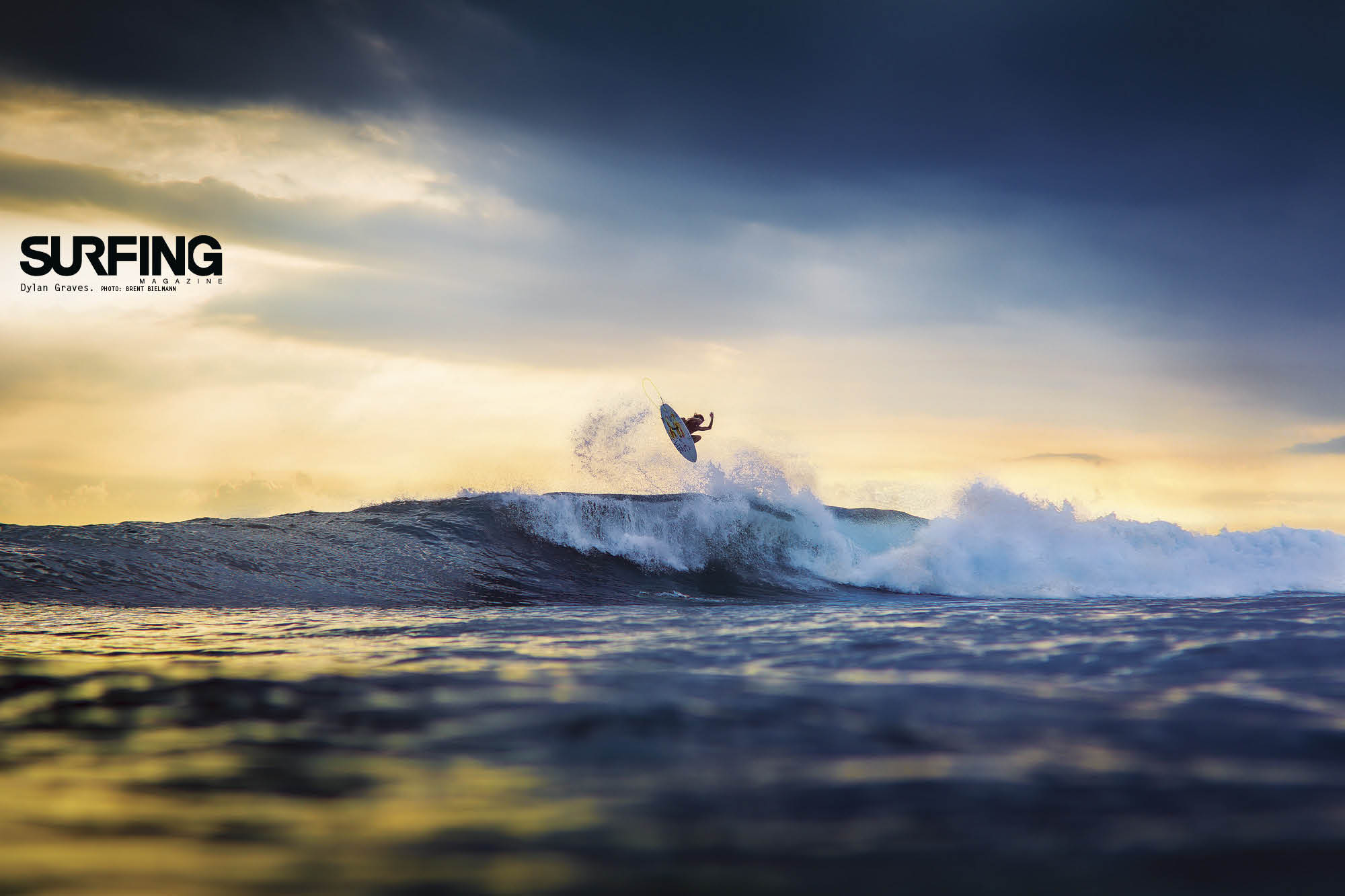 Surfing Magazine Wallpaper