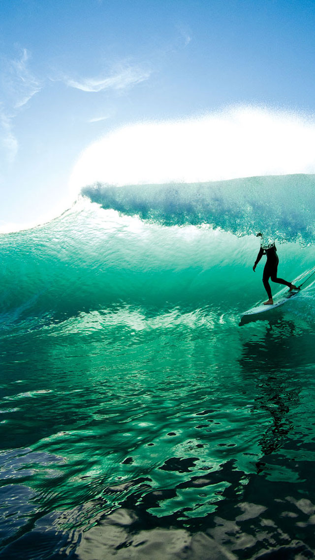 Surfing Wallpaper Iphone
