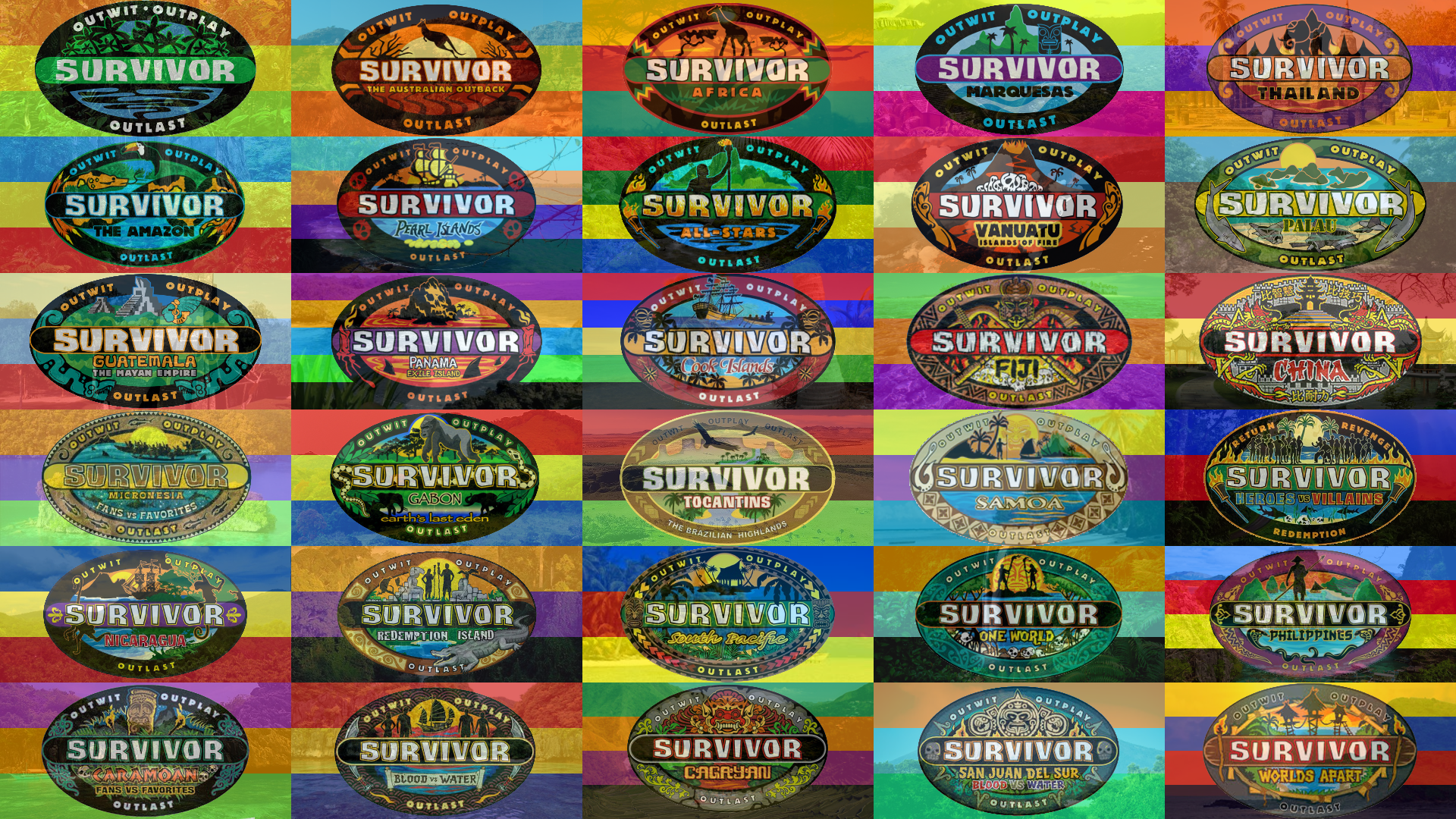 Survivor Wallpaper