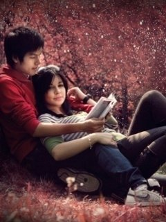 Sweet Couple Wallpaper Love