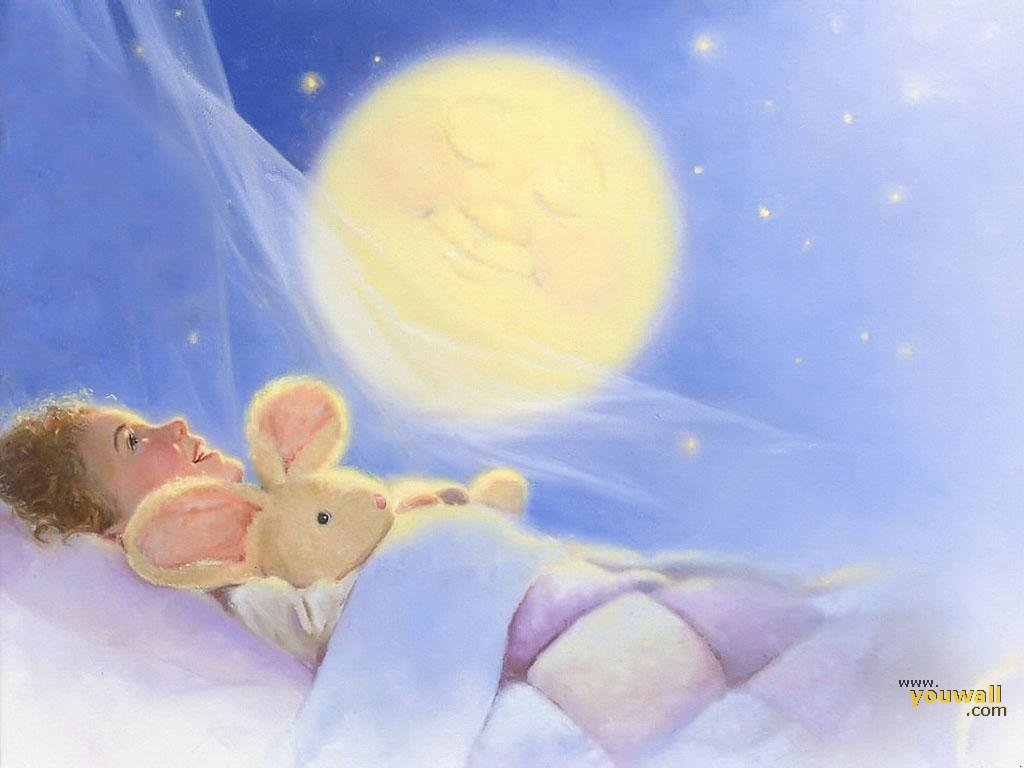 Sweet Dreams Wallpaper
