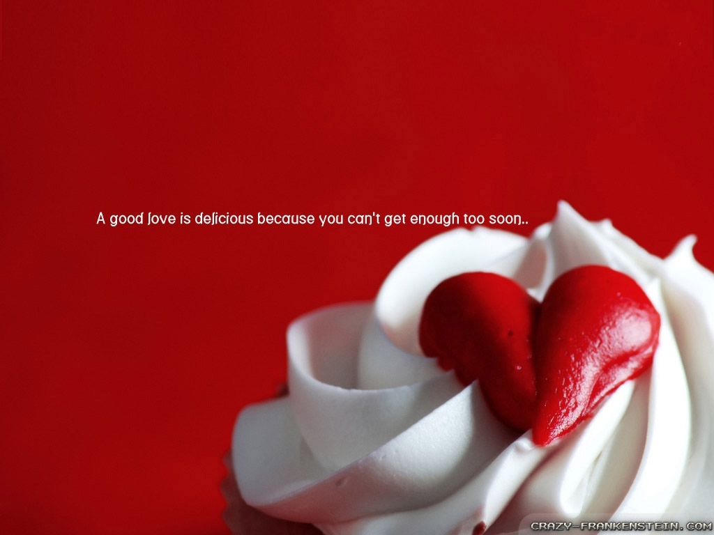 Sweet Love Wallpaper With Quotes