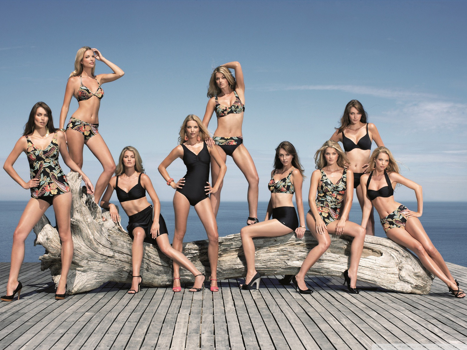 Swimsuit Models Wallpapers