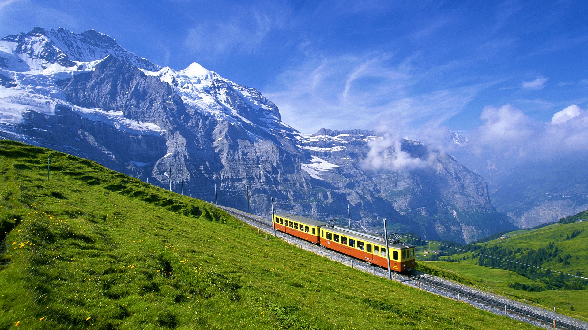 Switzerland Wallpaper