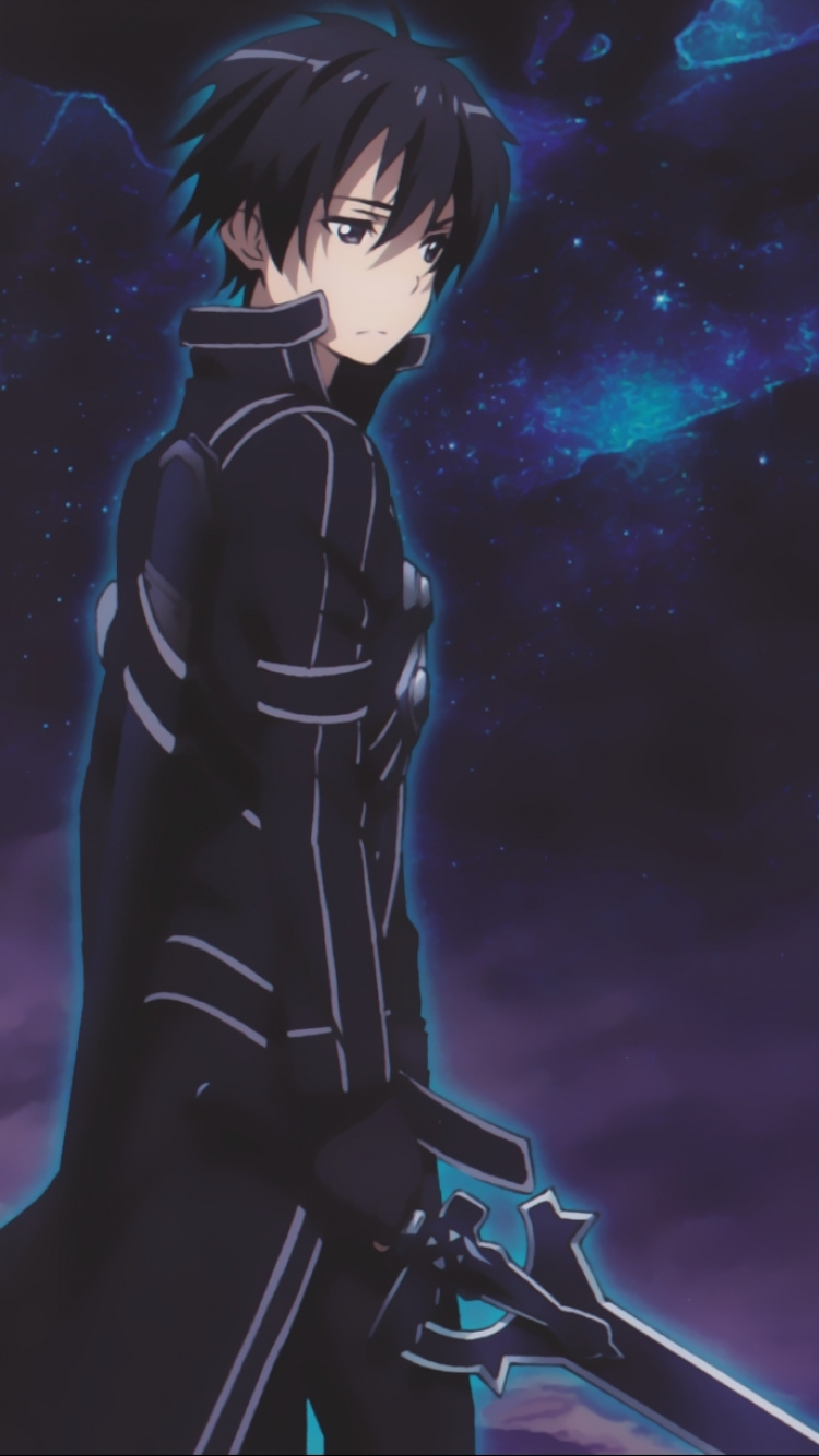 Sword Art Online Phone Wallpaper