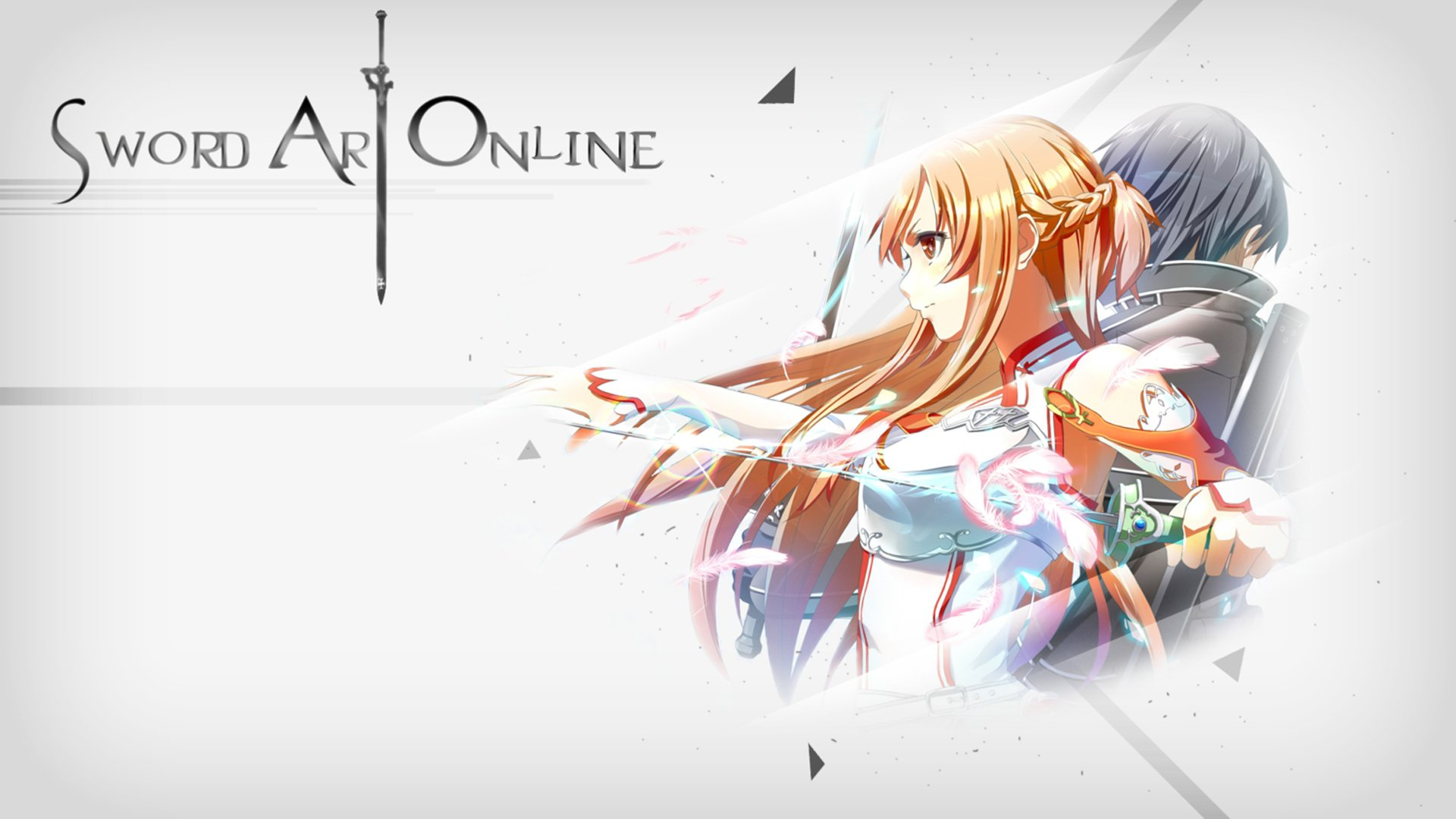 Sword Art Online Wallpaper 1920x1080