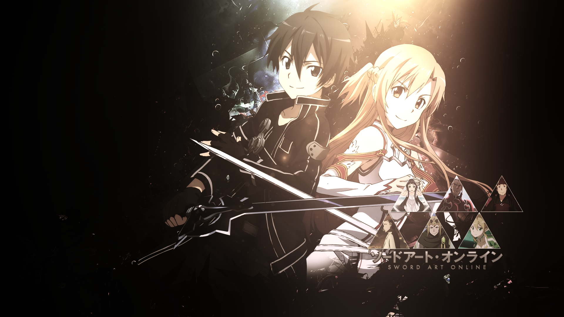 Sword Art Online Wallpaper HD