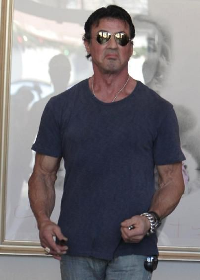 Mercedes Benz Of San Francisco >> Download Sylvester Stallone Body Wallpapers Gallery