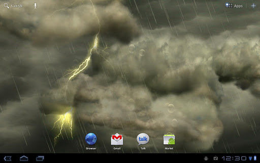 Tablet Live Wallpaper
