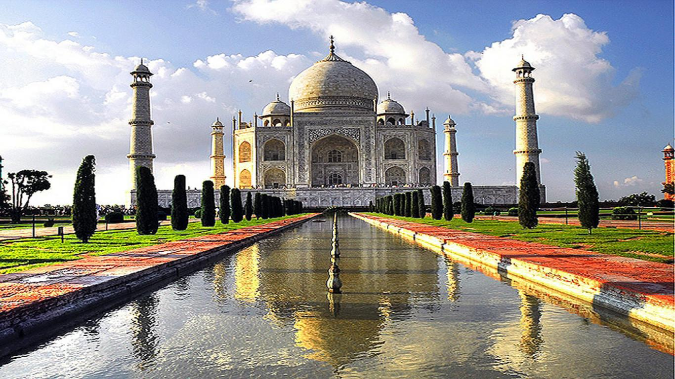 Download Taj Mahal HD Wallpaper Download Gallery