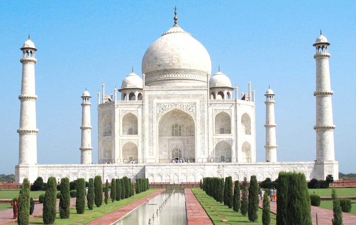 Taj Mahal HD Wallpaper Free Download