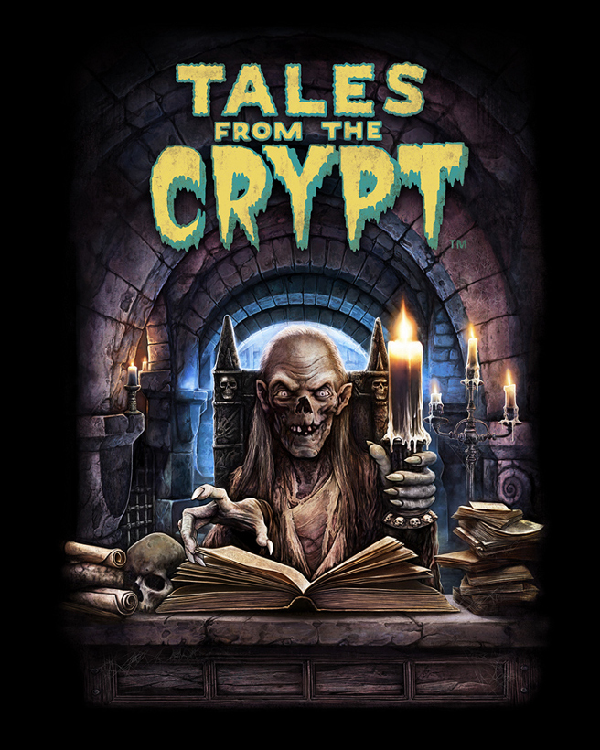 Iphone Moving Wallpaper: Download Tales From The Crypt Wallpaper Gallery