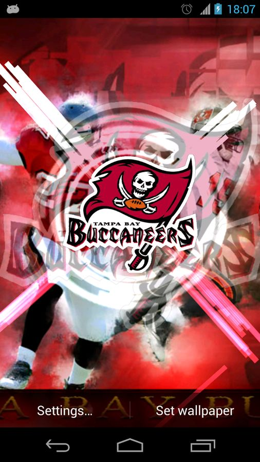 Download Tampa Bay Buccaneers Live Wallpaper Gallery