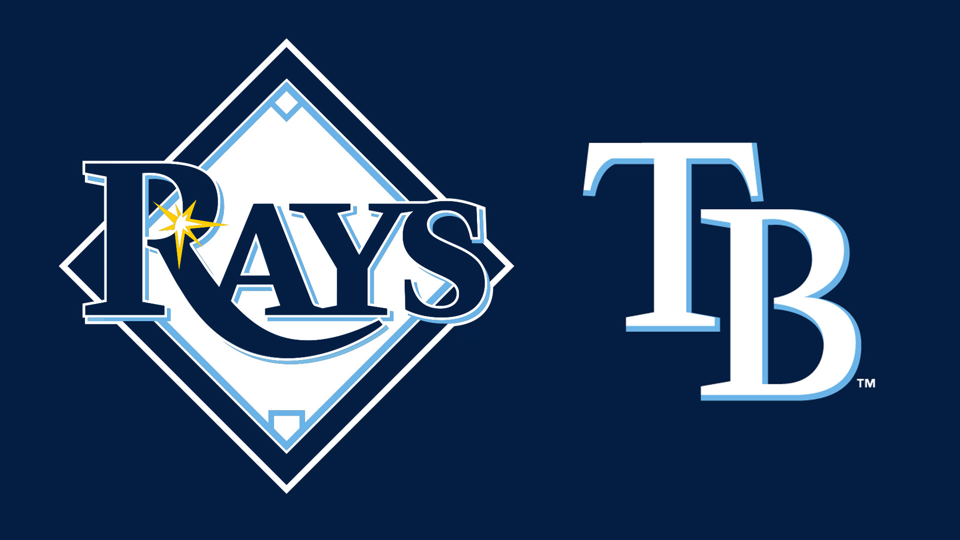 Download Tampa Bay Rays Logo Wallpaper Gallery