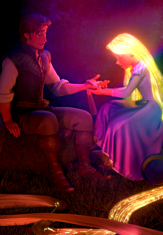 Tangled Iphone Wallpaper