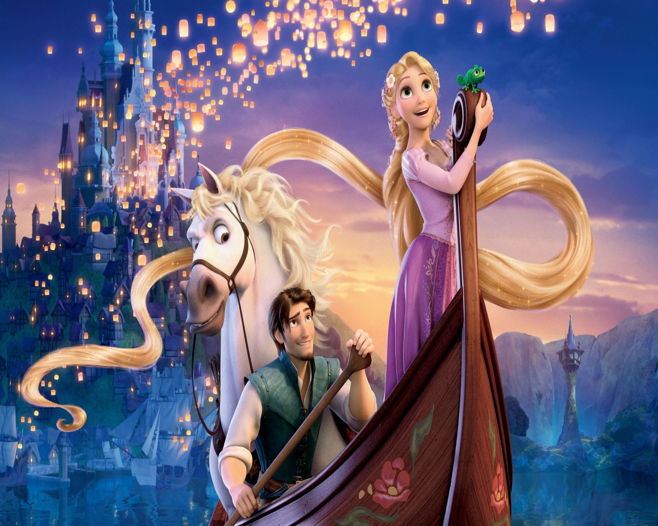Tangled Wallpapers Download