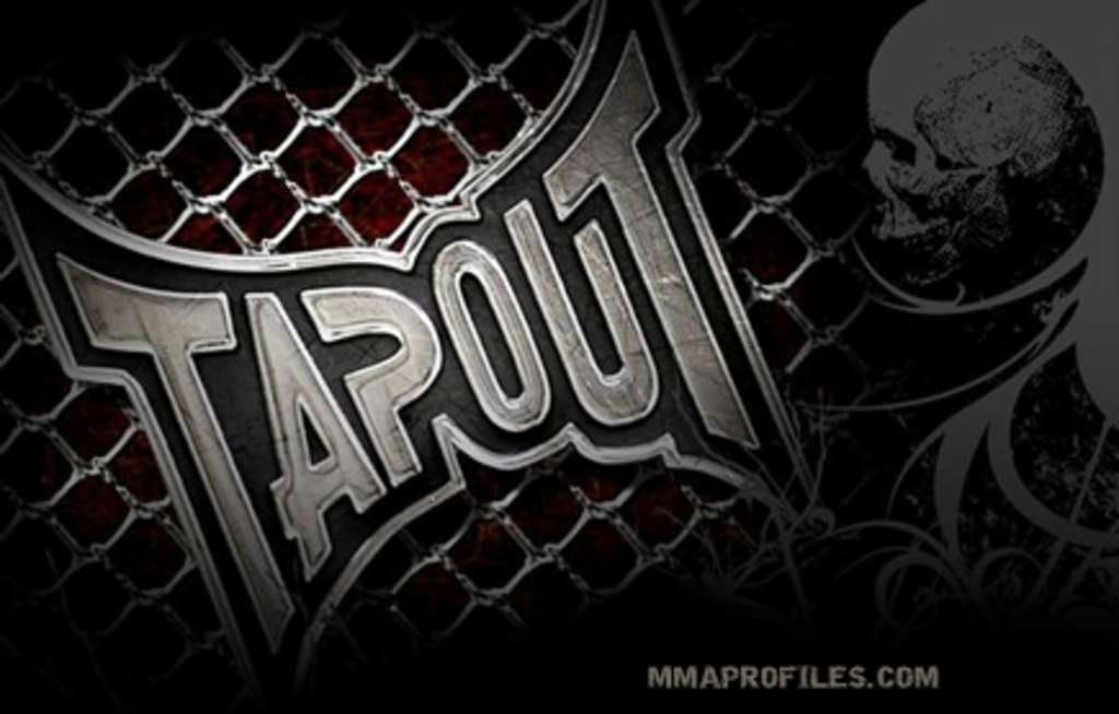 Tap Out Wallpaper