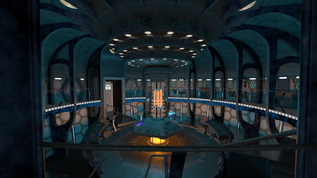 Download Tardis Control Room Wallpaper Gallery