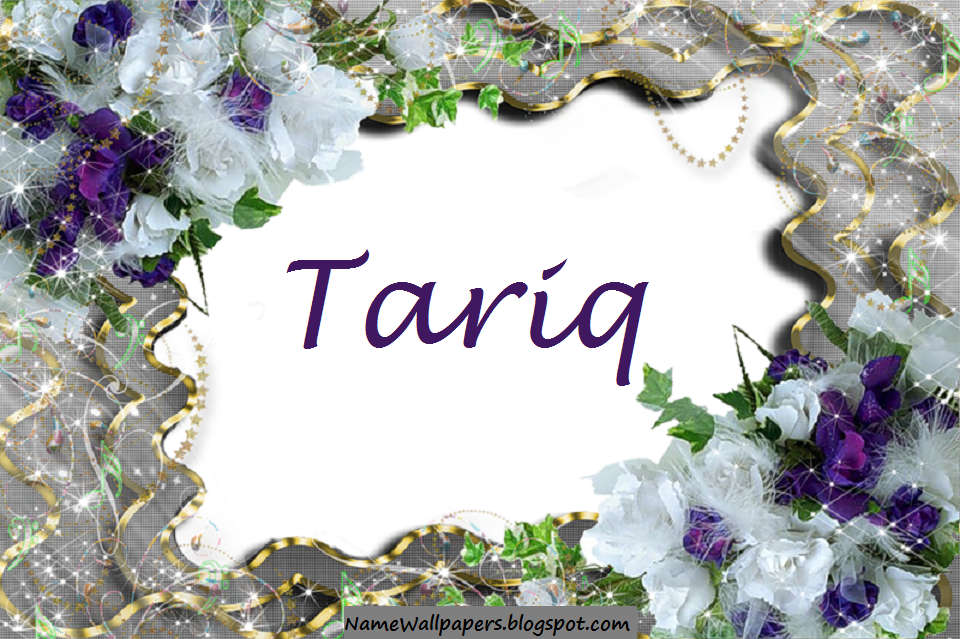 Tariq Name Wallpaper