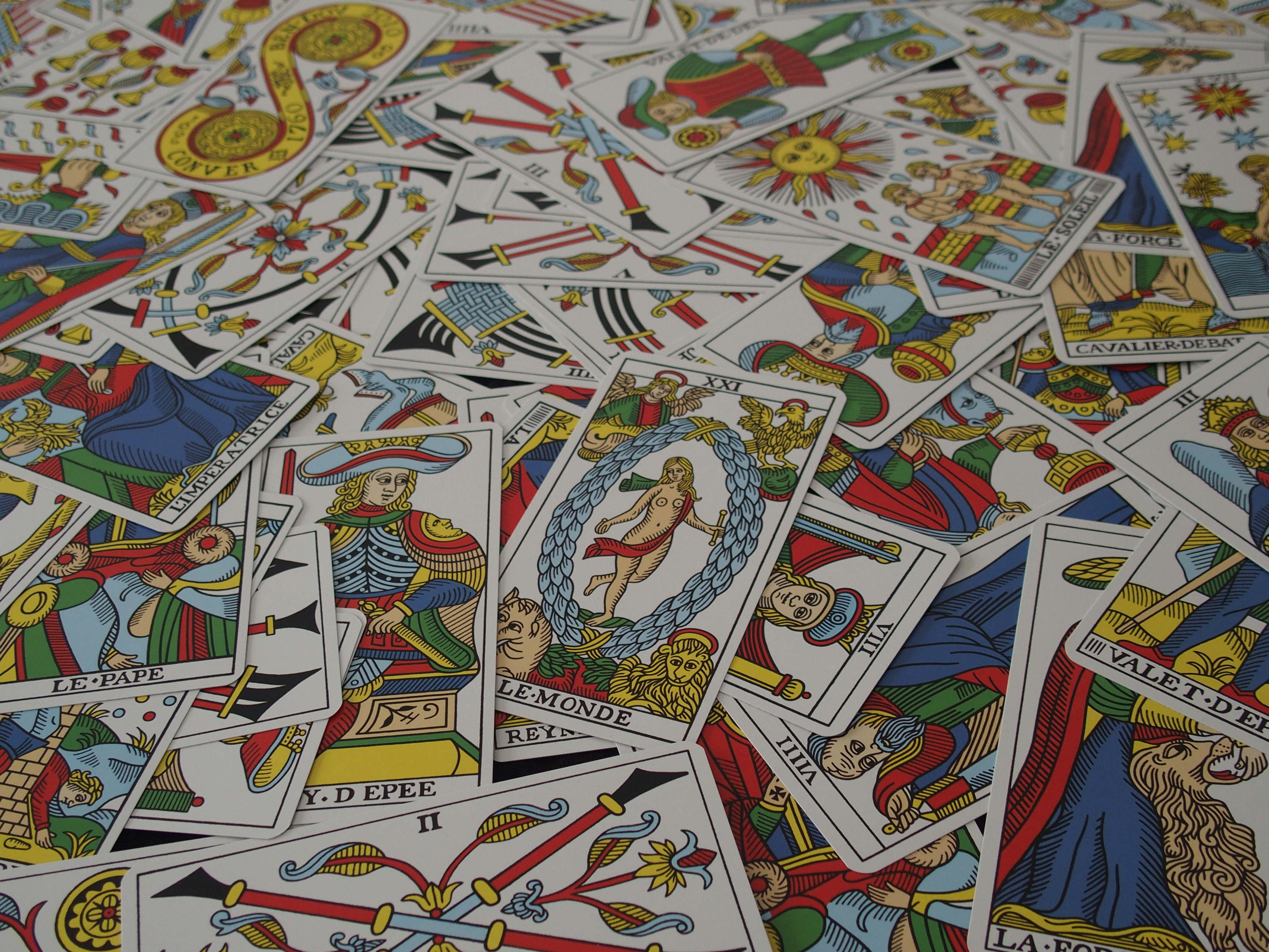 Download Tarot Cards Wallpaper Gallery