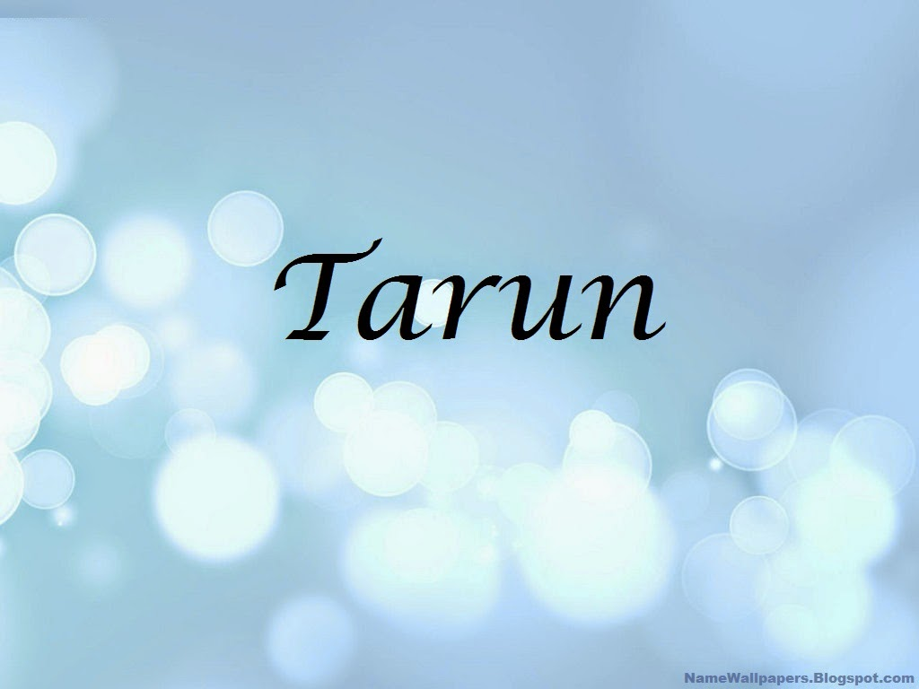 Tarun Name Wallpaper