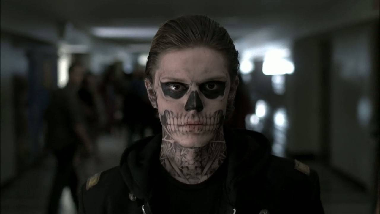 Tate American Horror Story Wallpaper