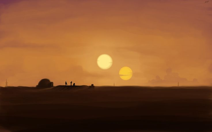 Tatooine Wallpaper