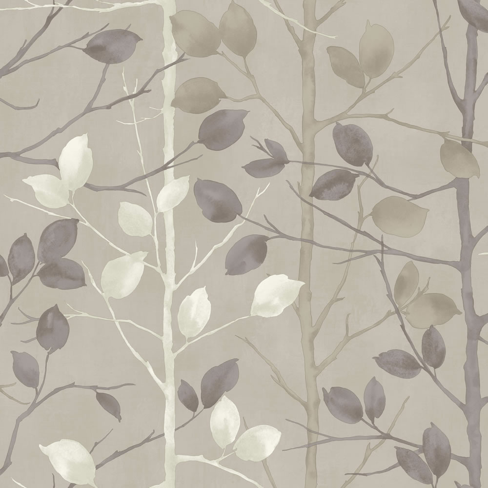 Taupe Wallpaper
