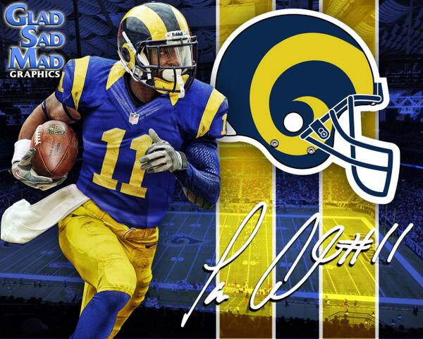 Tavon Austin Wallpaper