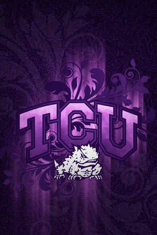Tcu Iphone Wallpaper