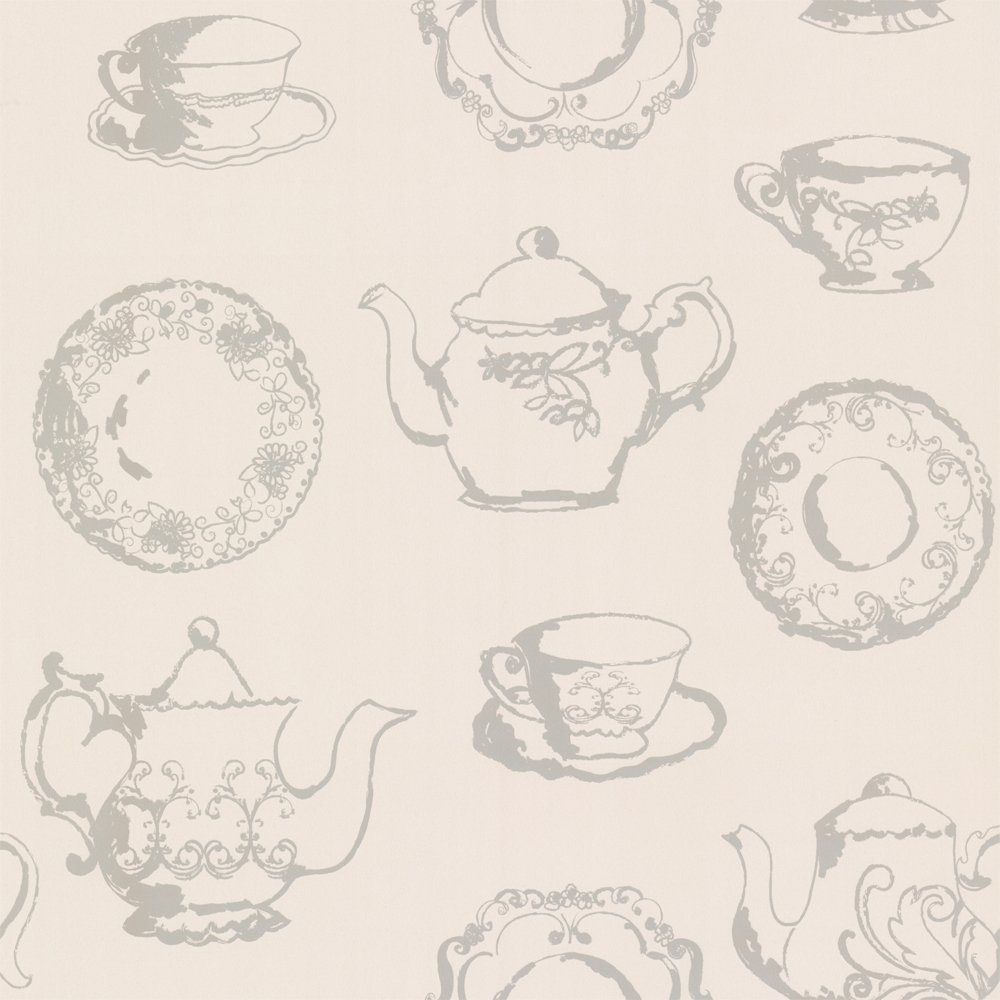 Teacup Wallpaper