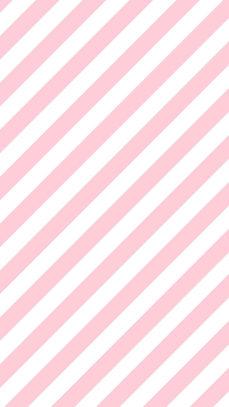 Teal And Pink Striped Wallpaper