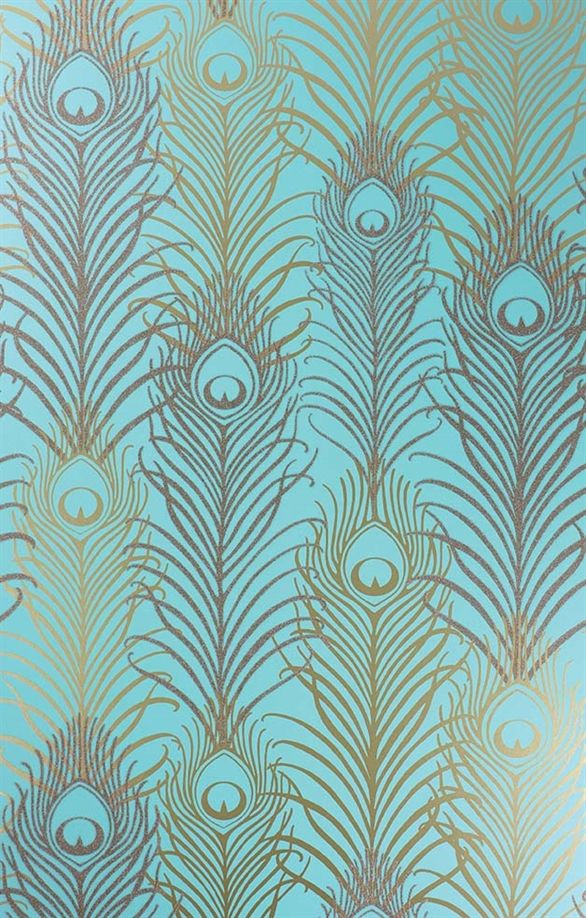 Teal Wallpaper Designs